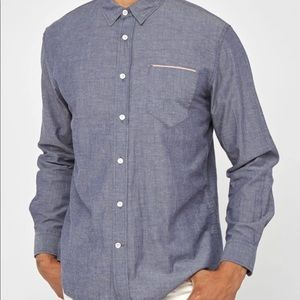 Billy Reid Button Down